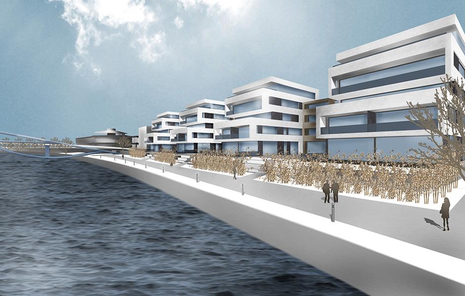 Architektur Lübeck klughafen lübeck architektur martin hecht